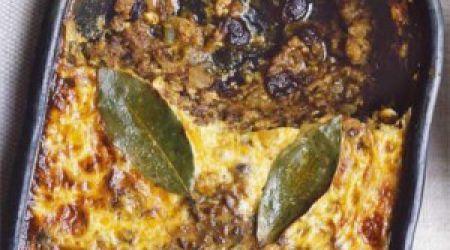 Zuid-Afrikaanse ovenschotel – Boboetie