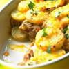 Tonijn en aardappelschotel