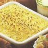 Kabeljauwschotel met aardappelpuree