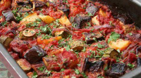 Griekse ovenschotel (Briam)